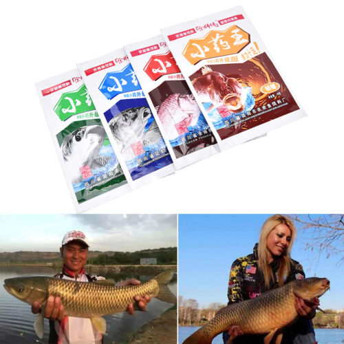 1 Bag 9g Flavor Additive Carp Fishing Ground bait Flavours Making Scent FI