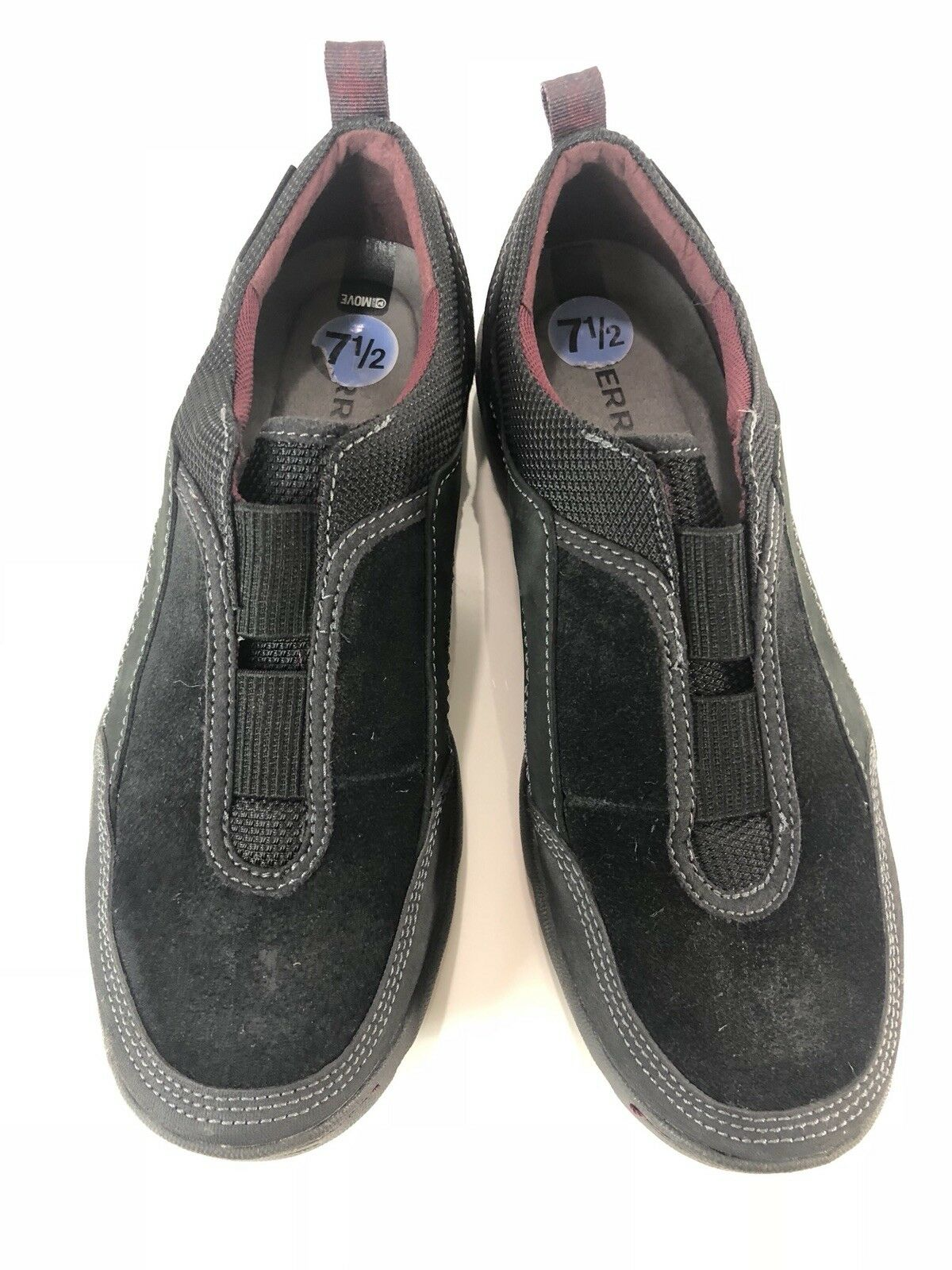 Merrell Select Mimosa J48586 Womens Black Slip On shoes Size 7.5