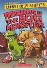 Frogosaurus vs. the Bog Monster by Paul Harrison, Dr Roach (Hardback, 2013)