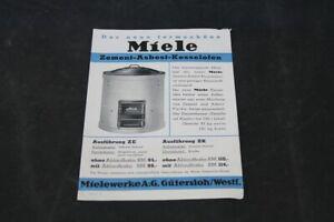 Age-Print-Miele-Kesselofen-Old-Vintage-Advertisement-Advertising
