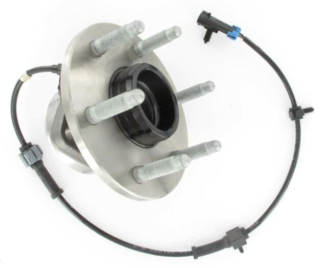 Wheel Bearing and Hub Assembly Front SKF BR930417