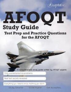 afoqt study guide test prep and practice questions for the afoqt rh ebay com afoqt study guide practice tests afoqt study guide free