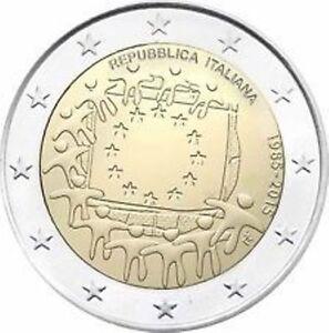 2-euro-commemorativo-ITALIA-2015-30-anniv-bandiera-europea