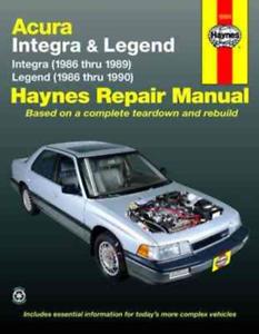 Integra | haynes manuals.