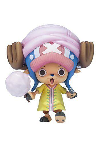 Figuarts ZERO One Piece TONY TONY CHOPPER Whole Cake Island PVC Figure BANDAI
