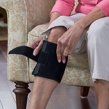 2X Black Beactive Pressue Point Brace for Back Pain Acupressure Sciatic Nerve