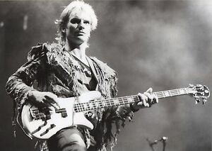 THE-POLICE-PHOTO-1983-STING-UNIQUE-UNRELEASED-IMAGE-EXCLUSIVE-12INCHS-LONDON-GEM