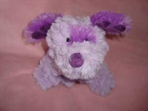 Ganz-Webkinz-Grape-Soda-Pup-Plush-Beanbag-7-034-tall-NO-CODE