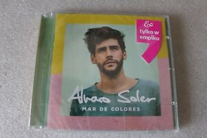 Alvaro Soler Mar De Colores Pl Cd Polish Release Ebay
