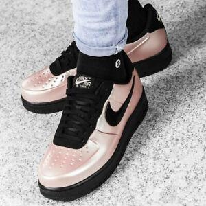 Details zu Nike Air Force 1 ´07 Premium CI9349 200 Schuhe Sneaker Beige Rosa