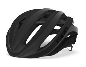 GIRO-Aether-Mips-Cycling-Helmet-Asian-Fit-Black-Flash-Size-S-M-L