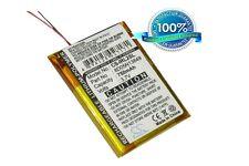 3.7V battery for iRiver 1LP4PNK, L Player 8GB, 1LP8BLK, 1LP8PNK, IRI1LP8W, L Pla