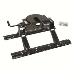 Details About Reese 30128 15k Pro Series Fifth Wheel Hitch Free 10 Bolt Rail Kit W Hardware