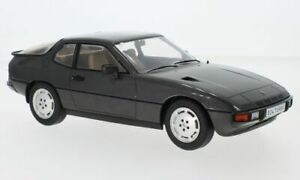 MCG-18193-or-18195-PORSCHE-924-TURBO-model-cars-dark-grey-or-red-1979-1-18th