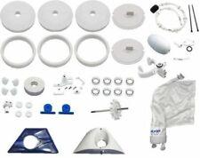 Paramount PCC 2000 In-Floor Pop Up Head White 004-552-5020-01 004552502001