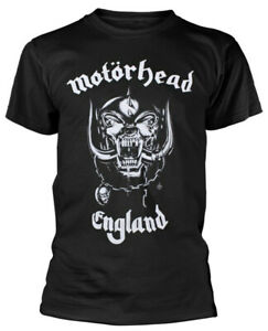 Motorhead-England-Shirt-S-M-L-XL-XXL-Official-T-Shirt-Metal-Rock-Band-Tshirt-New