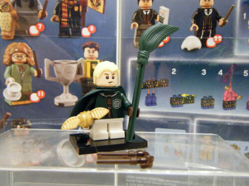 Lego Minifigure Harry Potter Fantastic Beasts Series 1 Draco Malfoy W0041