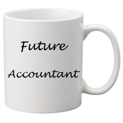 Future comptable 11oz mug grande nouveauté 11oz mug