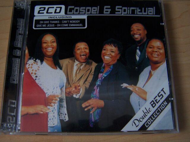 2 CD Gospel & Spirituals Double Best Collection,Mahalia JacksonEAN 8028980257025