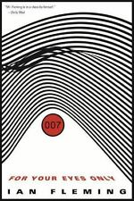 James Bond: For Your Eyes Only 8 by Ian Fleming (2012, Paperback, Unabridged)