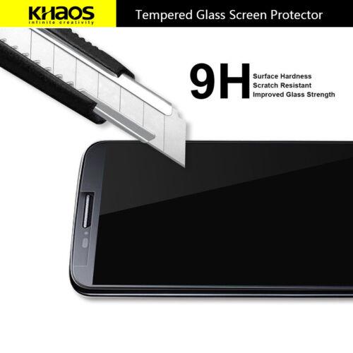 KHAOS Tempered Glass Screen Protector for Lenovo Tab M10 10.1 TB-X605F