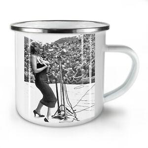Photo Celebrity Marilyn NEW Enamel Tea Mug 10 oz   Wellcoda