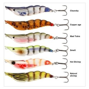 Westin Salty The Shrimp 80mm 20g Sinking Lure