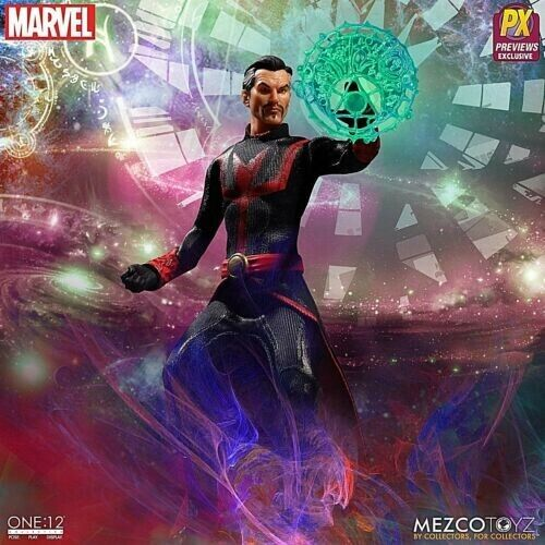 Marvel Figurine Defenders Doctor Strange Choisir Previews Exclusive One  12