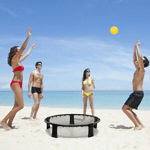 Mini-Volleyball-Spiking-Game-Set-Buzz-Ball-Battle-Bouncing-Fun-with-3-Balls