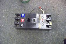 GE TFJ 236125 circuit breaker 125AMP 3POLE 600VAC