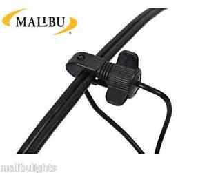 Malibu-basse-tension-Fastlock-Twist-Connecteurs-8101-4802-01-Pack-de-deux