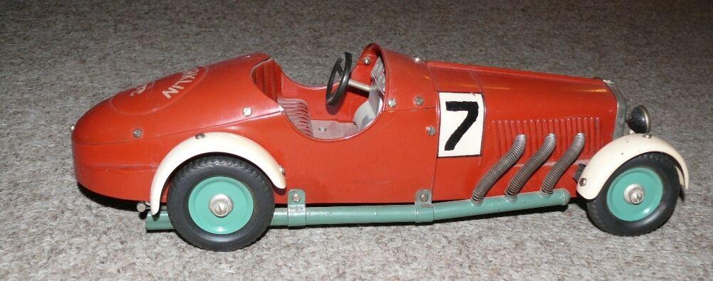 L8 Märklin 1107 r baukastenauto voiture de course original de 1936