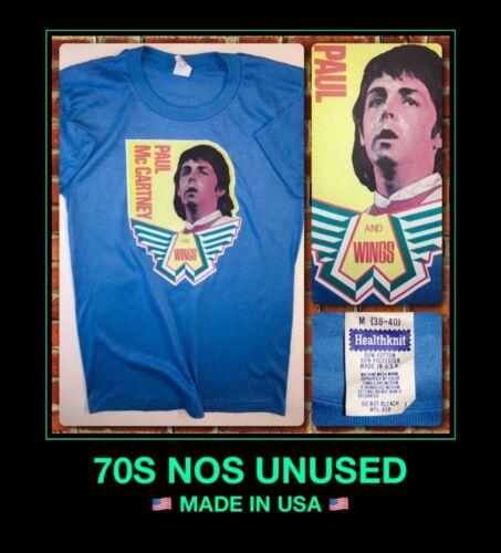 RARE WINGS 70s Paul McCartney Beatles classic rock