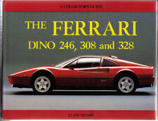 Ferrari Dino 246 308 328 MRP Collectors Guide by Henry 288GTO F40 Mondial 8 +