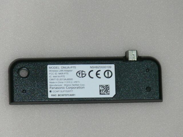 Panasonic DNUA-P 75 N5HBZ0000109 W Lan Module new