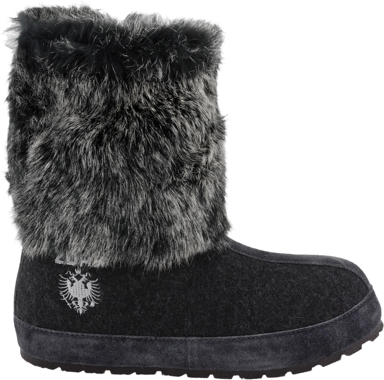 Zdar Nikita R Oscuro Piel De Conejo botas botas botas tamaño 6, 7, 8, 9, 10 Disponible-Nuevo  directo de fábrica
