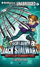Secret Agent Jack Stalwart: Book 7: the Puzzle of the Missing Panda: China :...
