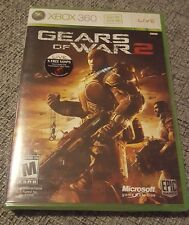 Xbox 360 Gears of War 2 Brand New unopened sealed