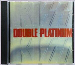 KISS CD - DOUBLE PLATINUM - RUSSIA - KISS MERCHANDISE - C185907