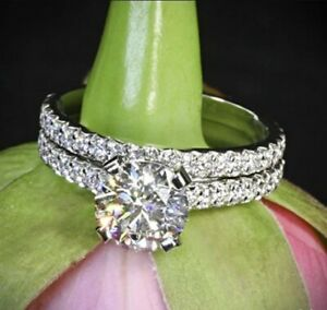 solid-real-14k-white-gold-wow-2-5ct-bridal-engagement-ring-set-round-cut-diamond