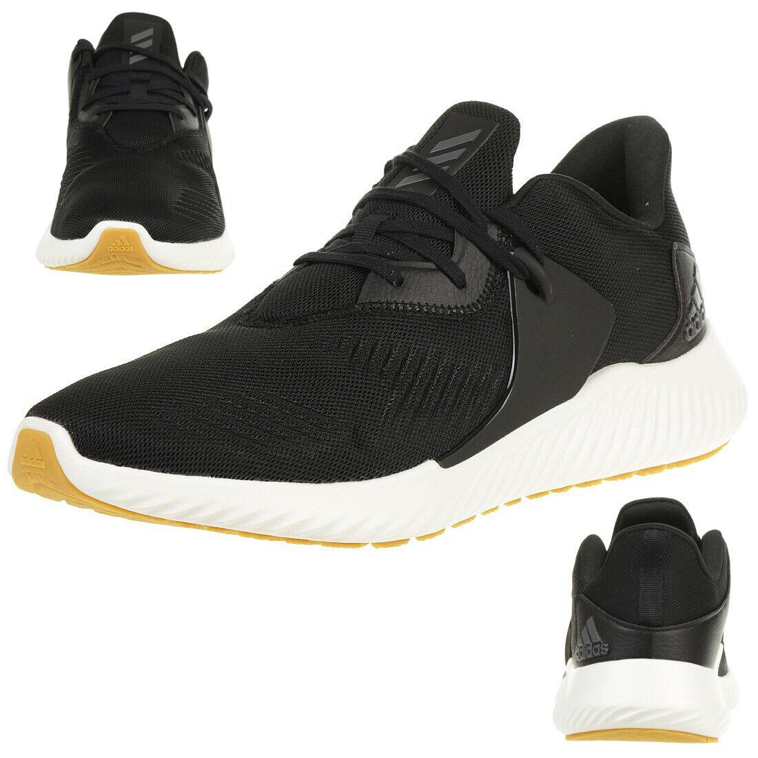 Adidas alphabount rc 2 m mannen die schoenen joggen zwarte stroom