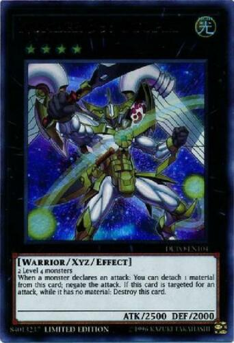 DUPO-EN104 Ultra Rare 1st Edition NM Duel Power Utopia 4x Number 39