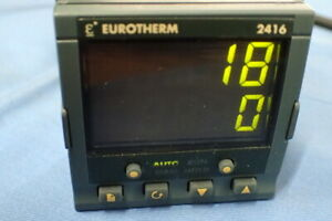 USED Eurotherm 2416 Temperature Controller
