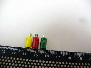 60 Connecteur rouge/vert/jau<wbr/>ne pour Märklin H0 Signaux #G3