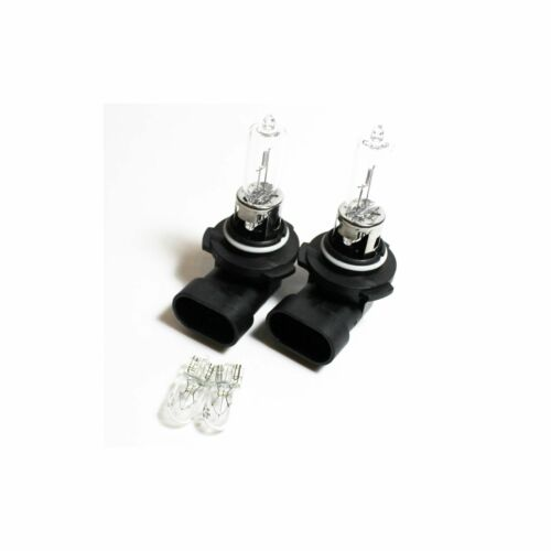 Vauxhall Zafira MK3//C HB3 501 55w Clear Xenon HID Low//Side Headlight Bulbs Set
