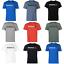 Reebok Delta T-Shirt T Shirt Tshirt Manches Courtes Hommes Top Fitness Loisirs 5000