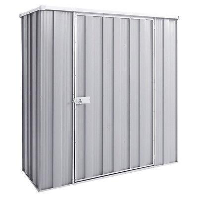 NEW Yardstore Garden Shed Zinc F52 1.80x1.76x0.72m