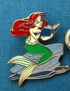 Ariel The Little Mermaid Disney Princess Kawaii Cute Stylized Trading Pin