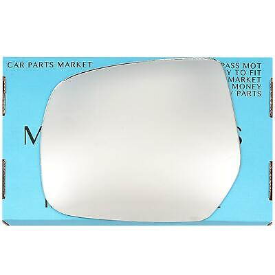 Right side mirror glass to suit MAZDA BT-50 2006-2011 Convex GLASS ONLY