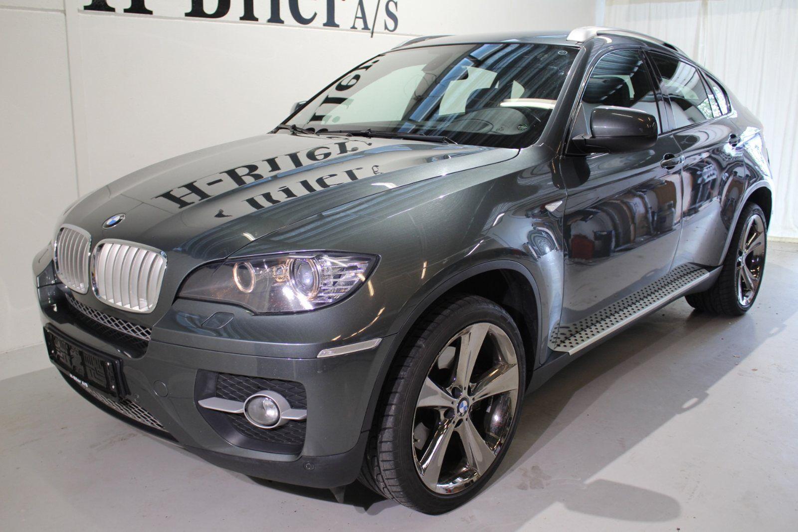 BMW X6 3,0 xDrive35d aut. 5d - 329.800 kr.